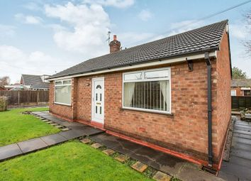 Thumbnail 2 bed bungalow for sale in Manchester Road, Lostock Gralam, Northwich