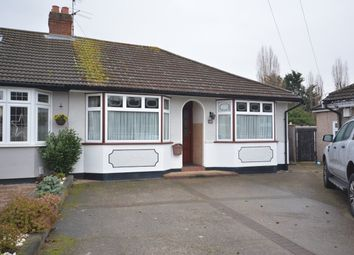 Thumbnail 2 bedroom semi-detached bungalow for sale in Oak Glen, Ardleigh Green, Hornchurch