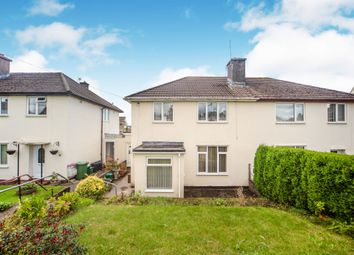 Thumbnail 3 bedroom semi-detached house for sale in Heol Miles, Talbot Green, Pontyclun