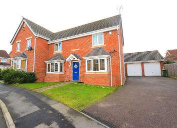 Thumbnail 3 bed semi-detached house for sale in Tuffleys Way, Thorpe Astley, Braunstone, Leicester
