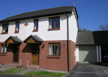 Thumbnail 2 bed semi-detached house to rent in Brook Court, Barnstaple