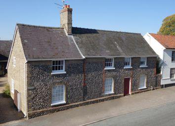 Thumbnail 4 bed detached house for sale in St. Edmund Close, Ixworth, Bury St. Edmunds