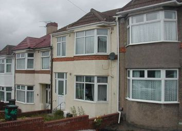 Thumbnail 2 bedroom flat to rent in Shaldon Road, Bristol