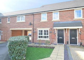 Thumbnail 3 bed terraced house for sale in Fallowfields, Crick, Northamptonshire