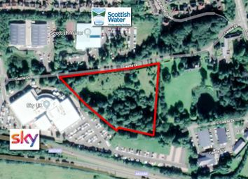 Thumbnail Land for sale in 10.7 Acre Site At Castle Drive, Pitreavie, Dunfermline KY118Gg