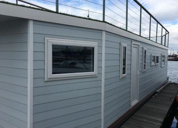 Thumbnail 1 bed houseboat for sale in Vicarage Lane, Port Werburgh, Hoo