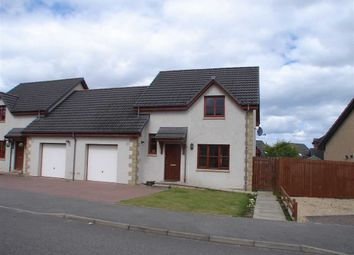 Thumbnail 3 bed link-detached house for sale in Bain Rd, Elgin, Moray