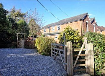 Thumbnail 3 bed semi-detached house for sale in Kitnocks Hill, Curdridge