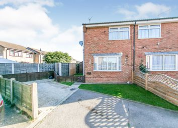 Curlew Croft, Colchester CO4. 2 bed semi-detached house