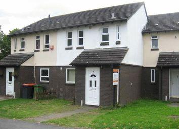 Thumbnail 2 bedroom terraced house to rent in Rutland Green, Leegomery, Telford