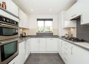 Thumbnail 2 bed flat for sale in Oakwood Grange, 26 Oatlands Chase, Weybridge, Surrey