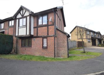 Thumbnail 2 bed end terrace house for sale in Morley Close, Yateley