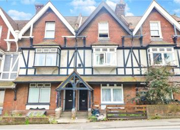 Thumbnail 1 bed flat to rent in 13 London Road, Rochester