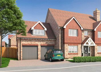 Thumbnail 5 bed detached house for sale in Plot 1 Berrywood Close, Rochester, Kent
