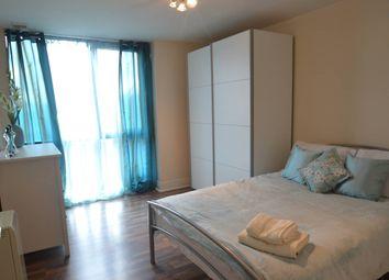 Thumbnail 1 bedroom flat to rent in Sheldon Square, London