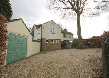 Thumbnail 4 bed detached house to rent in Greys Road, Henley-On-Thames