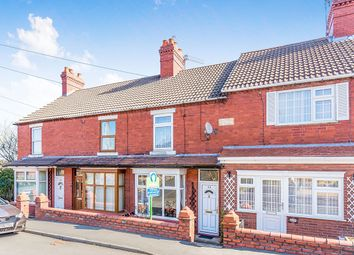 Thumbnail 3 bed terraced house for sale in East Road, Ketley Bank, Telford