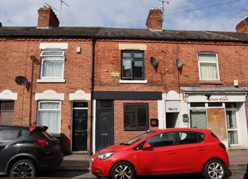 Thumbnail 4 bed terraced house for sale in Cavendish Road, Leicester