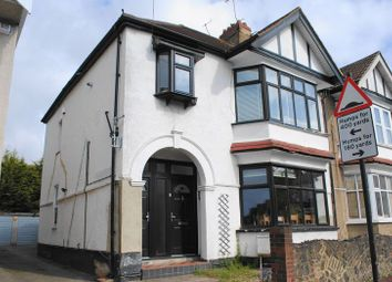 Thumbnail 2 bed flat for sale in Dawlish Drive, Leigh-On-Sea, Essex