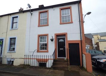 Thumbnail 2 bed end terrace house for sale in Church Street, Wigton, Cumbria