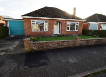 Thumbnail 2 bed bungalow for sale in Park Avenue, Spalding, Lincolnshire