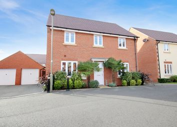Thumbnail 4 bed detached house for sale in Walker Drive, Faringdon