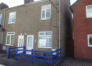 Thumbnail 2 bed end terrace house for sale in Richmond Road, Ibstock, Leicestershire