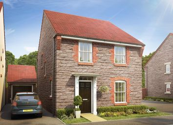 "Thumbnail 4 bed detached house for sale in ""Ingleby"" at Langport Road, Somerton"