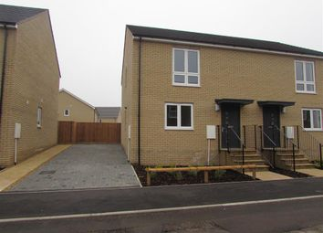 Thumbnail 3 bed semi-detached house to rent in Lewellen Terrace, Chase Street, Wisbech