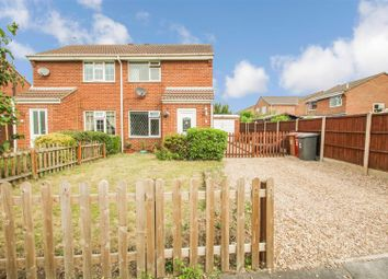 Thumbnail 2 bed semi-detached house for sale in Kelsey Avenue, Scunthorpe