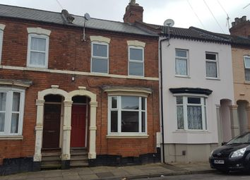 Thumbnail 1 bedroom flat to rent in Connaught Street, Northampton