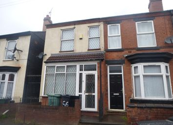 Thumbnail 3 bed property to rent in Kingsley Street, Walsall