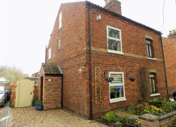 Thumbnail 2 bed cottage for sale in Belvoir Avenue, Bottesford, Nottingham