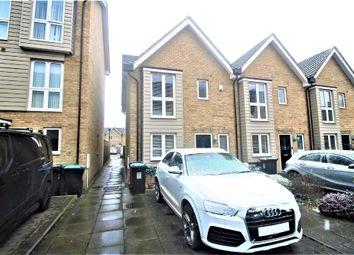 Thumbnail 3 bed end terrace house for sale in Croxley Road, Nash Mills, Hemel Hempstead