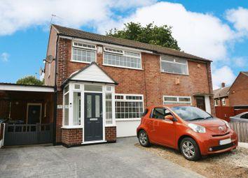 Thumbnail 2 bed semi-detached house for sale in Dorac Avenue, Heald Green, Cheadle