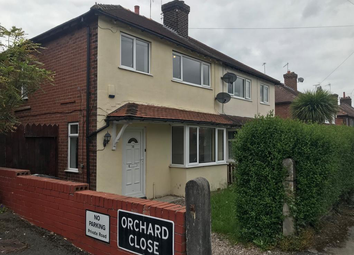 3 bed semi-detached house to rent in Cambridge Road, Macclesfield SK11