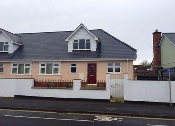 Thumbnail 2 bed bungalow to rent in Warren Road, Dawlish Warren, Dawlish