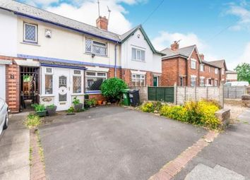 Thumbnail 3 bed terraced house for sale in Holford Avenue, Walsall, West Midlands