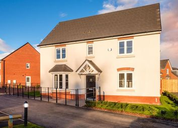 """Thumbnail 4 bedroom detached house for sale in """"Layton"""" at The Walk, Withington, Hereford"""