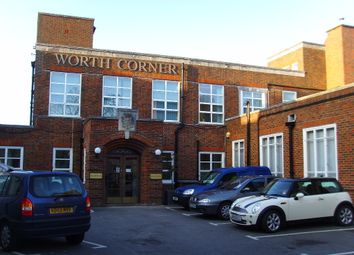 Thumbnail Serviced office to let in Worth Corner, Turners Hill Road, Three Bridges, West Sussex