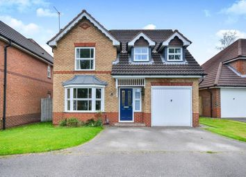 Thumbnail 4 bed detached house for sale in Castlewood Grove, Sutton In Ashfield, Nottinghamshire, Notts