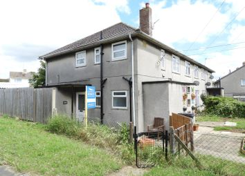 Thumbnail 2 bedroom flat for sale in Oaksey Rd, Penhill, Swindon
