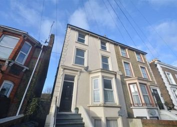 Thumbnail 1 bed flat to rent in Crescent Road, Ramsgate