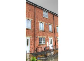 Thumbnail 4 bed terraced house to rent in Holywell Lane, Castleford