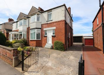 Thumbnail 3 bed semi-detached house for sale in Huntley Road, Sheffield