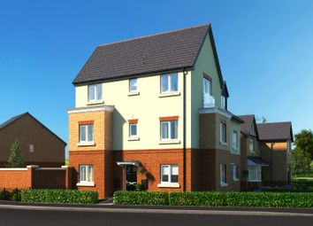 "Thumbnail 4 bed property for sale in ""The Tudor At Cottonfields"" at Gibfield Park Avenue, Atherton, Manchester"