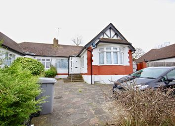 Thumbnail 3 bed bungalow to rent in Forty Close, Wembley, London