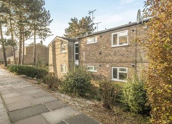 Thumbnail 2 bedroom flat for sale in Grace Way, Stevenage, Hertfordshire, England