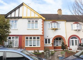 Thumbnail 3 bed terraced house for sale in Milton Crescent, Gants Hill, Essex