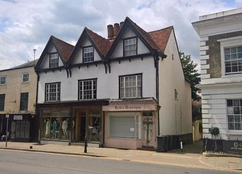 Thumbnail Retail premises for sale in 151 - 153 High Street, Ongar, Essex